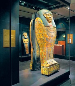 art gallery mummies