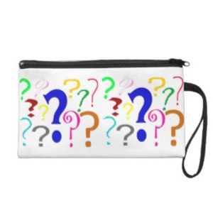purse question marks bigger