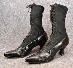 women shoes 1800s