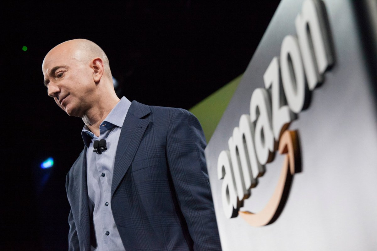 Why Is Jeff Bezos Embarrassed?