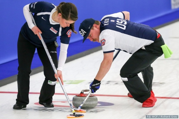 World Mixed Doubles Curling Championship 2017, Lethbridge, Alberta, Canada