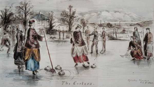 curling scotland 1860 mixed doubles