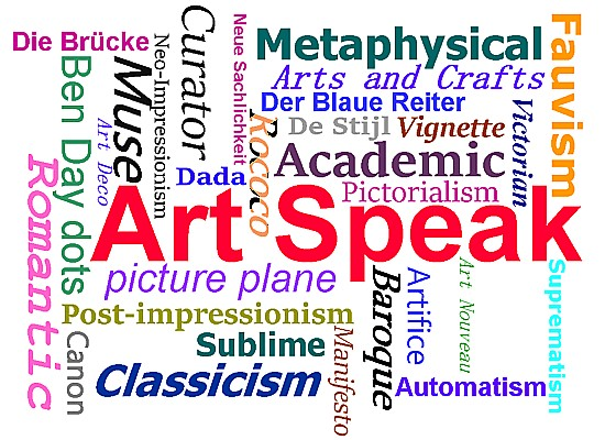 Do You SpeakArtSpeak?