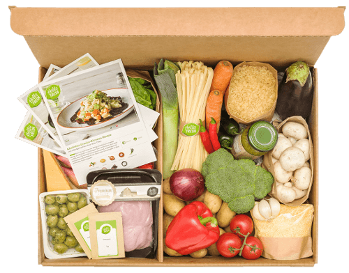 This Ain't Your Government FoodBox