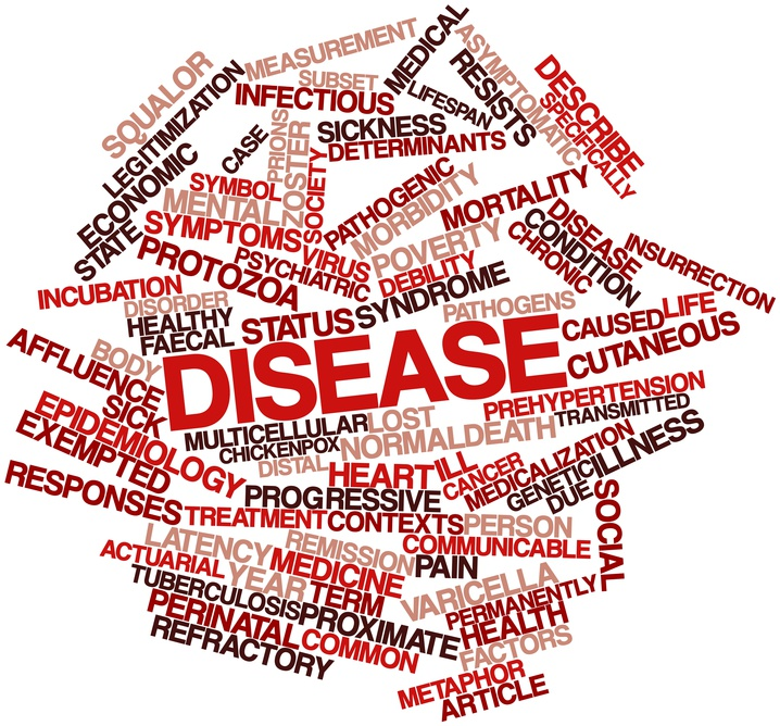 What's Your Disease du Jour?