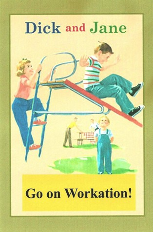 See Dick And Jane Learn A New Word!