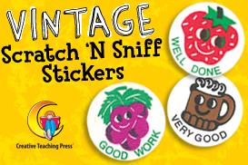 stickers vintage