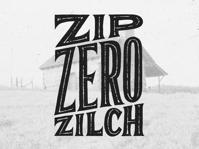 zip zero