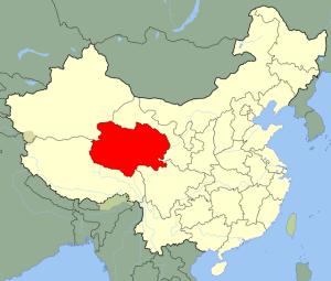 qinghai-map