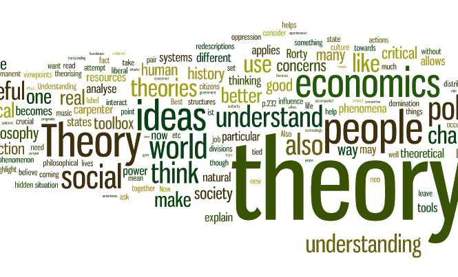 My 10 Theories Of Economics