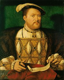 Henry_VIII c. 1531