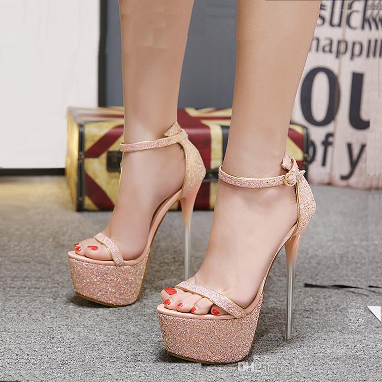 Platform shoes 2018