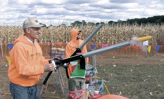 corn-cannon