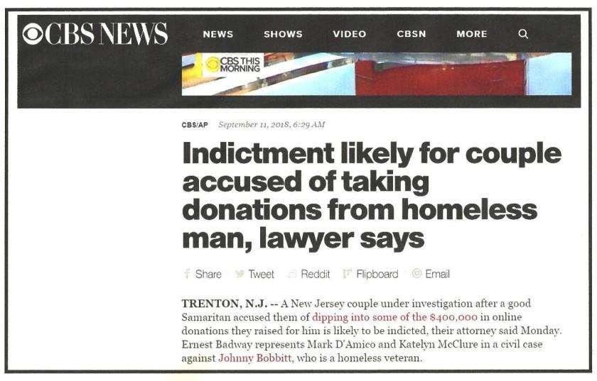 Headline Indictment
