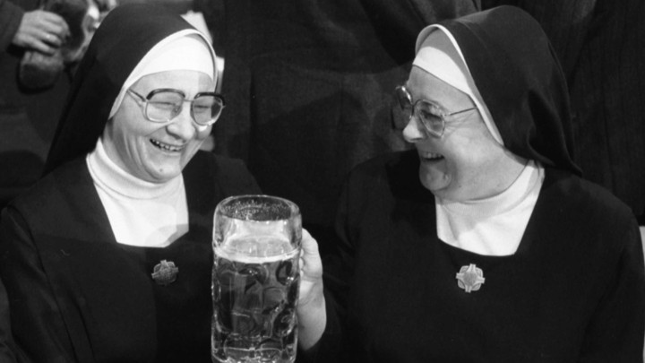 Two Nuns Walk Into ABar…