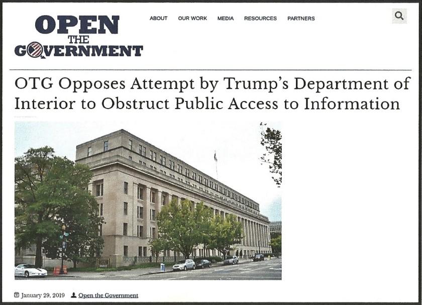 Open the Govt (2)
