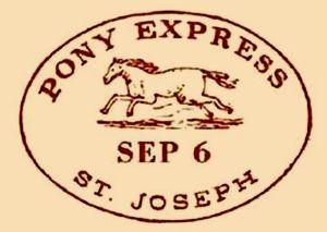 Pony_Express postmark