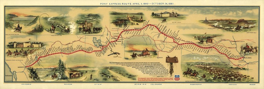 Pony_Express_Map_William_Henry_Jackson larger