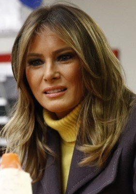 melania grimacing cropped cropped