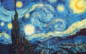 The-Starry-Night-De-sterrennacht-by-Vincent-Van-Gogh