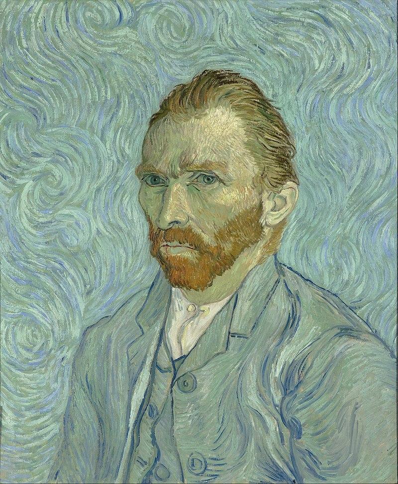 Vincent_van_Gogh_-_Self-Portrait_-_Google_Art_Project 1889