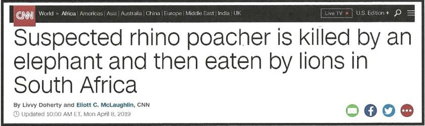 Poachers (2)