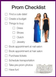 Prom checklist cropped