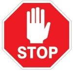 stop smaller