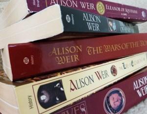 allison books