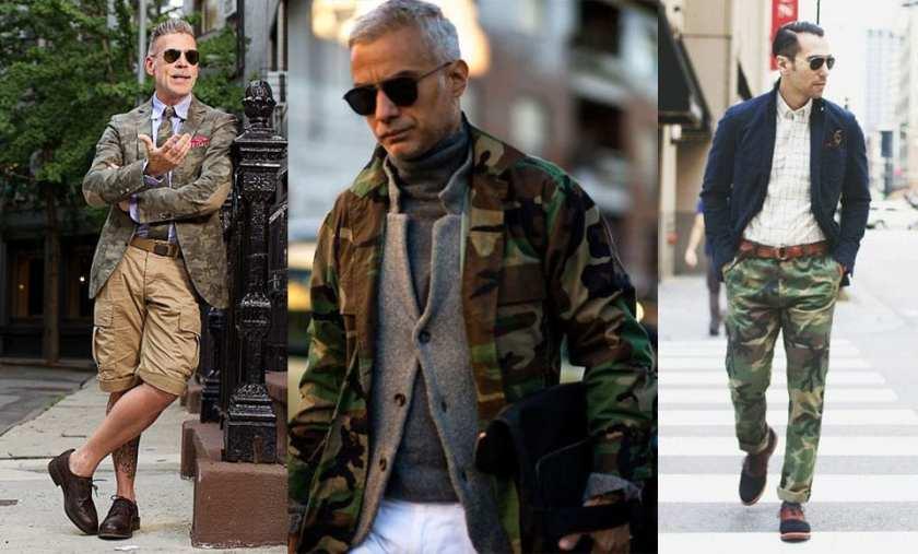 Camouflage-Men