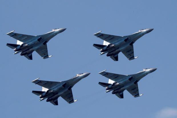 china jets