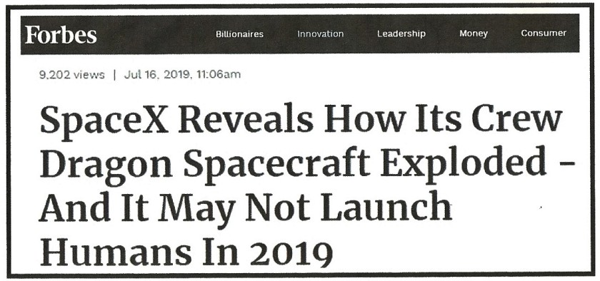SpaceX Update (2)