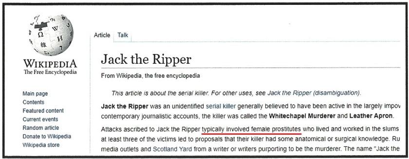Wiki (2) with underline