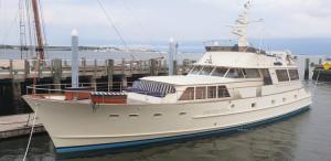 Mark Epstein yacht