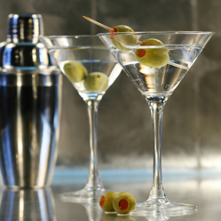 two martinis cropped