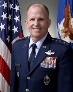 Official Air Force BIO Portrait