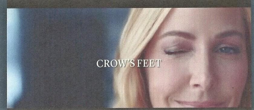 Crow's feet (2)