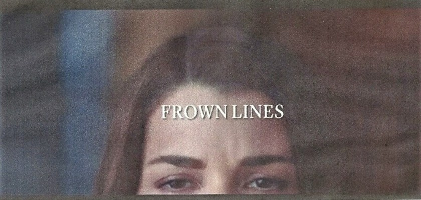 Frown Lines (2)