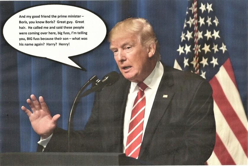 Trump Fourth (2)