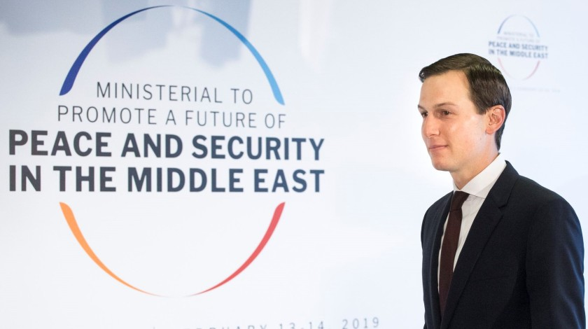 Kushner middle east peace plan cropped