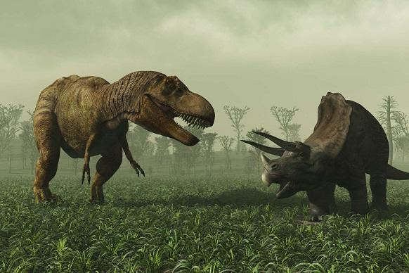 dinosaur smaller