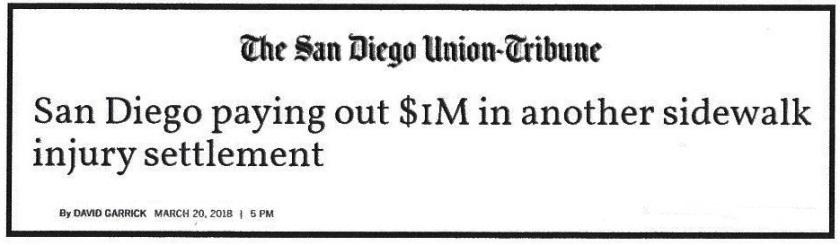 $1 million (2)