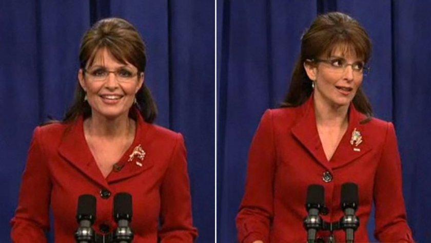 Fey and Palin
