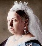 Portrait of Queen Victoria (1819-1901) of England. Undated photograph.