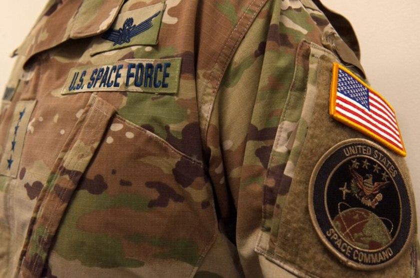 Space Force Uniform