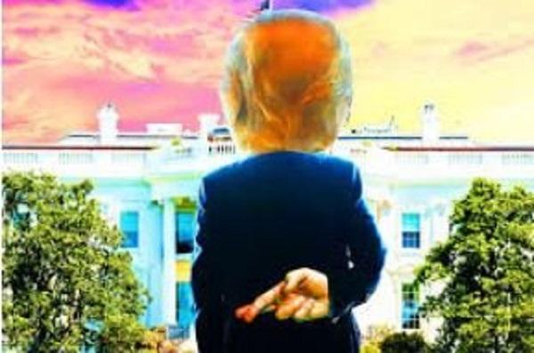 trump crossing fingers larger