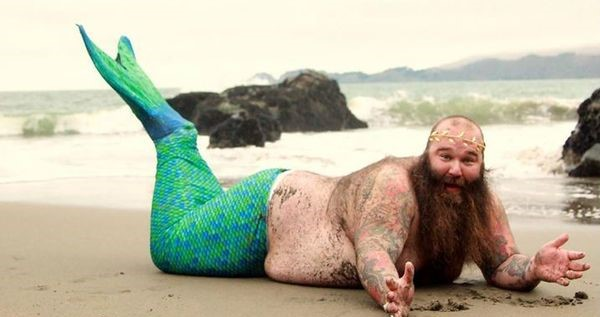 merman cropped