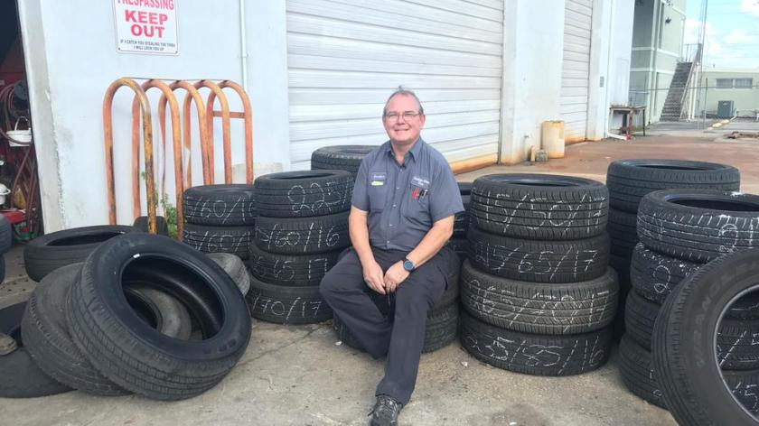 Tom's Tire Town