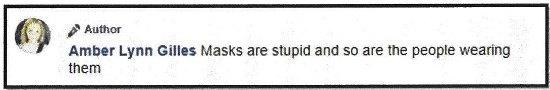Masks are stupid (2)