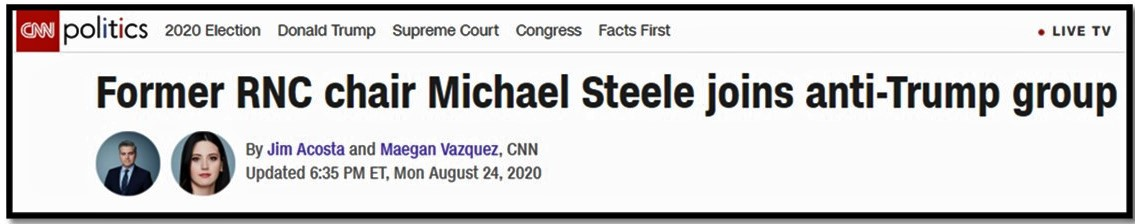 Michael Steele cropped